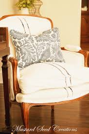 Slipcovers Made From Drop Cloths More On Drop Cloths Miss Mustard Seed