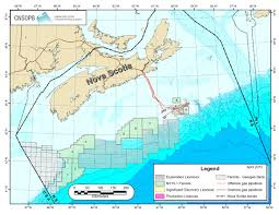 Nova Scotia Canada Map by Call For Bids Ns15 1 Call For Bids