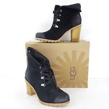ugg boots sale eu ugg australia suede lace up boots for ebay