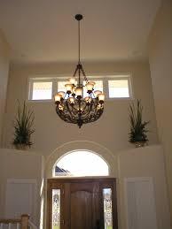 Foyer Chandelier Height Entrywaydelier Surprising Foyer Lighting Houzzdeliers Story Height