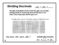 multiplying dividing decimals word problems fractions decimals