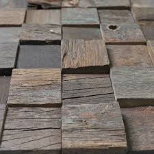 art3d reclaimed wood wall panels handcrafted wall of historic