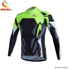 mtb cycling jacket malciklo ropa cycling clothing thin long racing mtb bike maillot