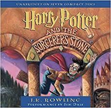 harry potter sorcerer u0027s stone book 1 audio cd