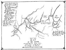 St Joseph River Map Calumet Rivers Cal Sag Channel Paddling Fishing Page