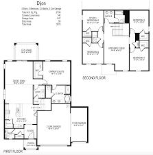 sunset pointe floor plans sunset pointe homes for sale dijon fp 2 806 square feet 5 bedrooms
