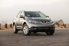 nissan murano vs toyota highlander 2014 nissan murano performance review the car connection