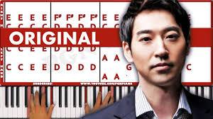 download tutorial kiss the rain original how to play kiss the rain yiruma piano tutorial lesson