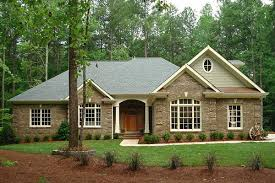 classic brick ranch home plan 2067ga architectural designs