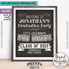 graduation sign graduation sign graduation party decorations graduation welcome