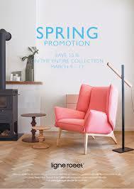 15 off ligne roset spring promotion u2014 studio como modern