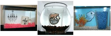 bubble fish bowl centerpieces ideas clear glass vases for wedding
