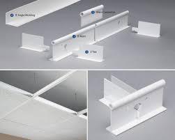 Drop Ceiling Grid by Suspended Ceiling Grid Part Modern Ceiling Design Modern