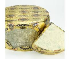 italian truffle cheese gorgonzola dolce dop a luxurious cheese from northern italy