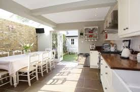 kitchen extensions ideas photos 15 terraced house kitchen extension ideas