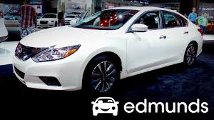 nissan altima sv 2016 uae 2017 nissan altima review features rundown edmunds youtube