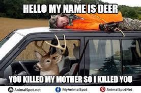 Hunting Meme - deer memes