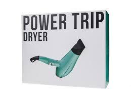 Nutika Hair Dryer nutika power trip hair dryer 3 colors