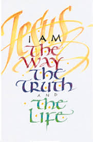 I Am The Light The Way Tract Jesus I Am The Way The Truth The Life Pk 25 Graham