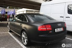 audi s8 matte black matte colours part 118