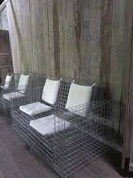 wire mesh patio furniture hollywood thing signs pinterest