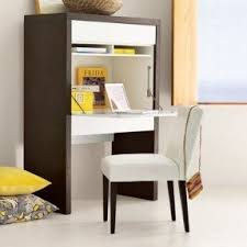 Compact Secretary Desk Secretary Desks For Small Spaces Foter
