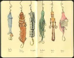 wooloo org moleskine sketches by mattias adolfsson