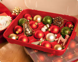 christmas ornament storage ornament storage preserve for years to come sterilite corporation