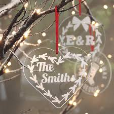 personalised christmas decorations australia u2013 decoration image idea