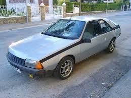 1984 renault fuego автомобили renault fuego в кузове купе 1 поколение salon av by