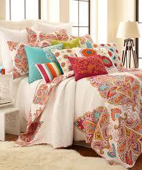 Zulily Home Decor by Levtex Home Orange U0026 Natural Quilt Set Zulily