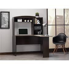Secretary Under The Desk by Amazon Com Altra Dakota Space Saving L Desk With Hutch Espresso