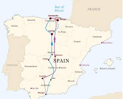Asturias Spain Map by Vera Spain Pictures Citiestips Com