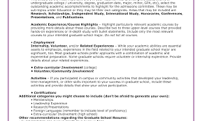 sle college resumes fearsome grad school resume objective template high student exle