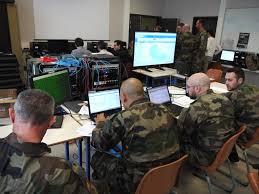 bureau militaire le 41e rt de douai à l heure de la défense cyber avec l exercice