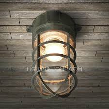 Explosion Proof Light Fixture by Metal Fixture Explosion Proof Nautical Ceiling Light