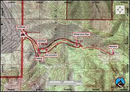 Lake Powell Map Hiking Neffs Canyon Salt Lake City Road Trip Ryan