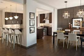 dining room molding ideas wall moulding ideas kitchen contemporary with stained wood