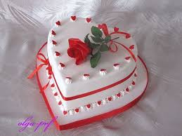 1147 best valentine u0027s day cakes images on pinterest cakes
