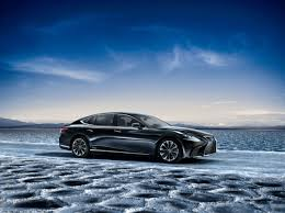 lexus ls 500 latest news geneva 2017 lexus ls 500h offers more technology fewer yawns