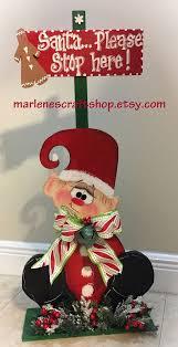 santa land here lighted sign 534 best crafts christmas images on pinterest christmas crafts