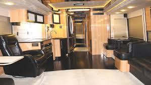 prevost floor plans 2011 prevost h3 45 triple slide star bus for sale