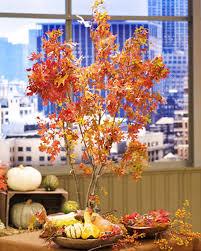 Tree Branch Centerpiece Autumn Branch Centerpiece U0026 Video Martha Stewart