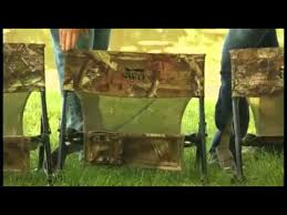 Browning Camping 8525014 Strutter Folding Chair Alps Outdoorz And Browning Hunting Chairs Youtube