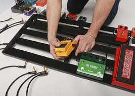 how to build the ultimate pedal board guitar world
