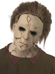michael myers mask halloween official licensed michael myers costume mask knife halloween