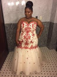 after a bully compared this u0027s prom dress to a cheesecake the