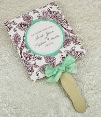 wedding program paddle fan template 59 best diy wedding programs images on wedding program