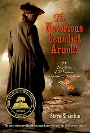 amazon com the notorious benedict arnold a true story of