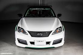 lexus is 250 body kit aimgain japan supercharged lexus is250c stancenation